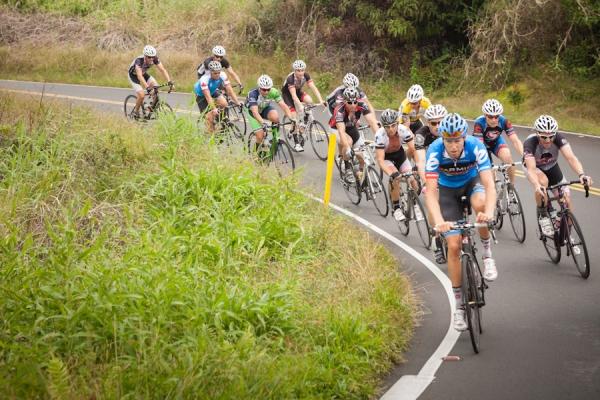 Maui Cycling Camp. Hana to Paia.