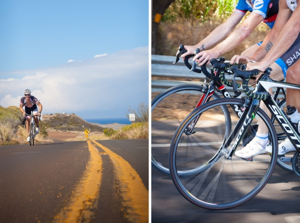 Maui Cycling Camp
