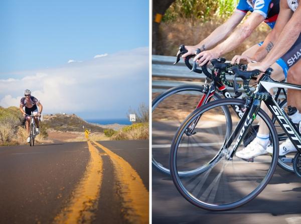 Maui Cycling Camp